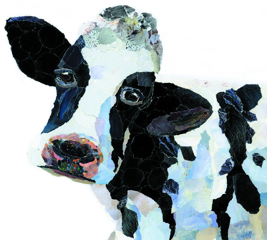 Clarissa the Cow Card