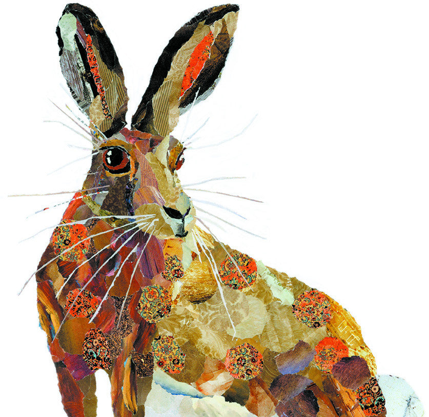 Heather the Hare Card