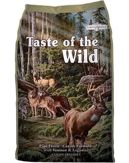 Taste of the Wild Pine Forest 12,2 kg