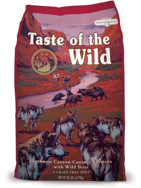 Taste of the Wild Southwest Canyon 12,2 kg