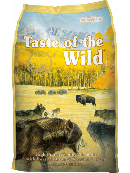 Taste of the Wild High Prairie 12,2 kg - Happy Tail
