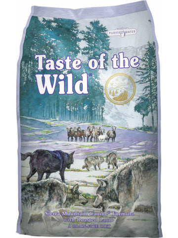 Taste of the Wild Sierra Mountain 12,2 kg