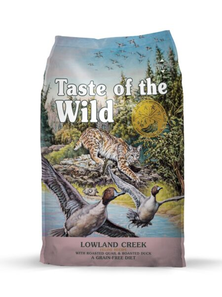 Taste of the Wild Lowland Creek 6.6 KG - Happy Tail