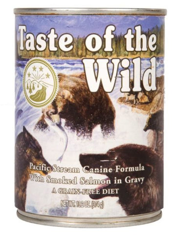 Conserva TASTE OF THE WILD PACIFIC STREAM – 390 GR