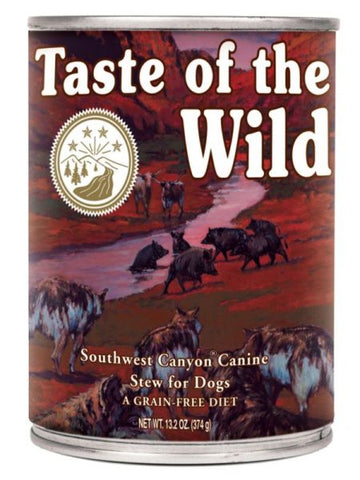 Conserva TASTE OF THE WILD SOUTHWEST CANYON – 390 GR