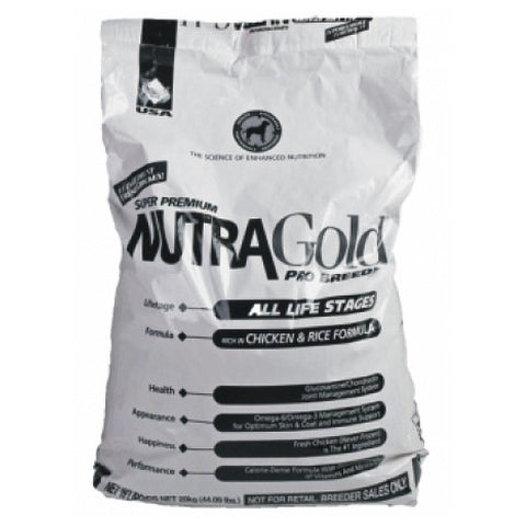 Nutra Gold Pro Breeder - Happy Tail