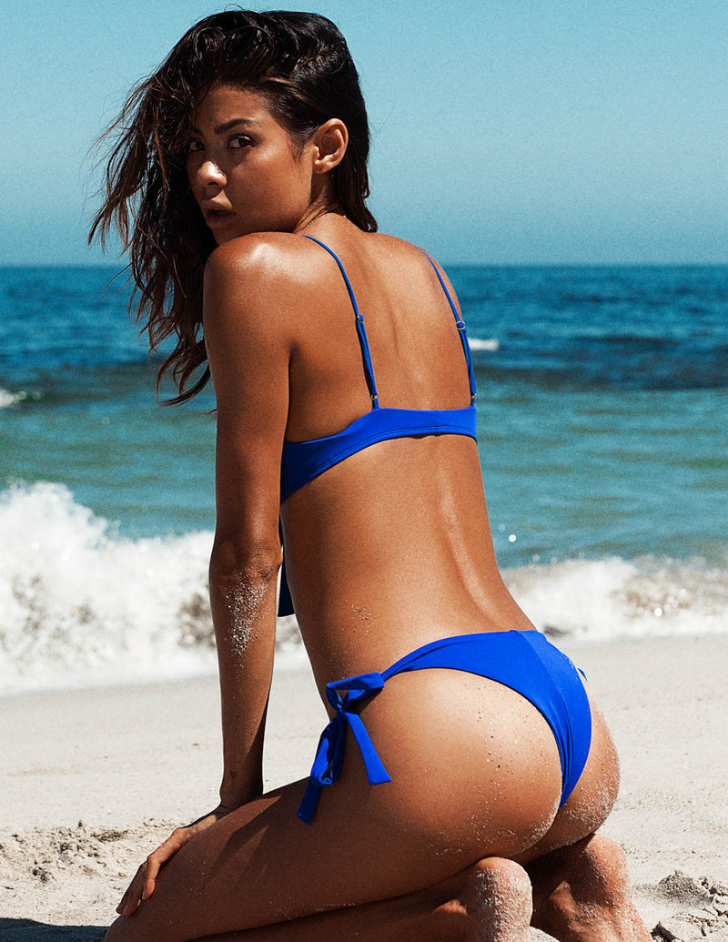 NISSI BOTTOM - ROYAL BLUE
