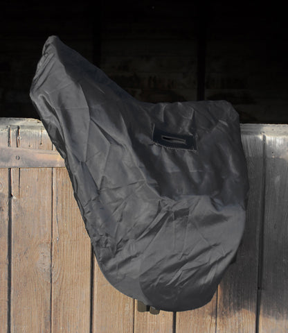 Windsor Equestrian Waterproof Saddle Cover Black