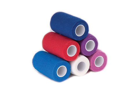 Harlequin Cohesive Flexible Wrap Bandages
