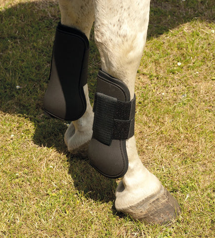 Harlequin Neoprene Tendon Boots
