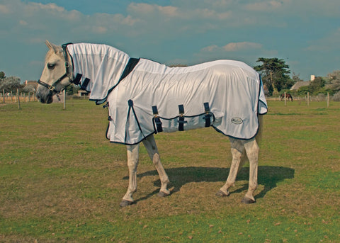 Rhinegold Combination Full Neck Fly Rug