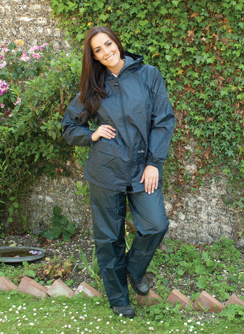 Regatta Adults Waterproof Rain Jacket model