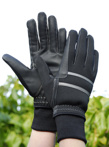 Rhinegold Winter Riding Gloves