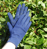 Rhinegold Fleece Lined Thermal Gloves navy