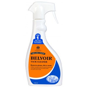 Belvoir Step 1 Tack Cleaner Spray 500ml