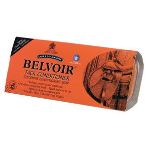 Belvoir Tack Conditioner Soap Tray 250g