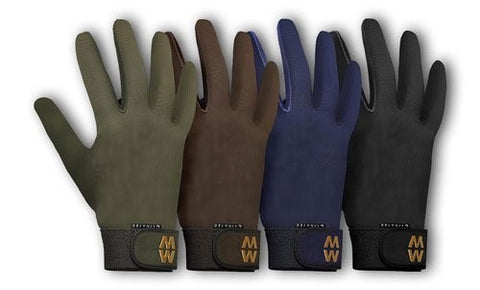 Macwet Climatec Equestrian Gloves - Long