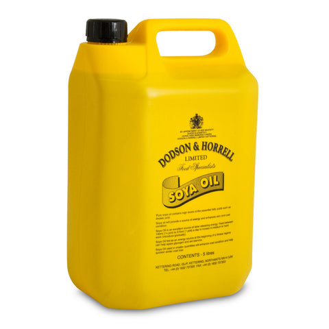 Dodson & Horrell Soya Oil 5L