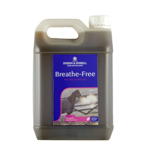 Dodson & Horrell Breathe Free Liquid 1L