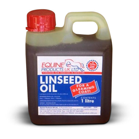 Equine Products Linseed Oil 1L