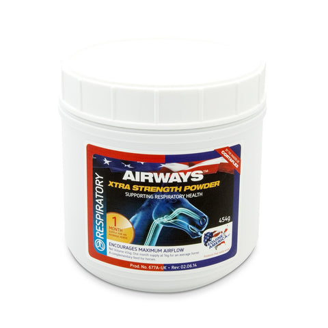 Equine America Airways Extra Strength Powder 454g