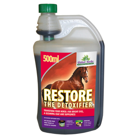 Global Herbs Restore Liquid 500ml