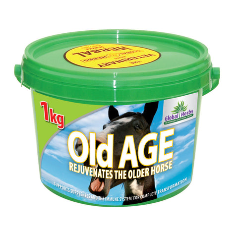 Global Herbs Old Age Formula 1kg