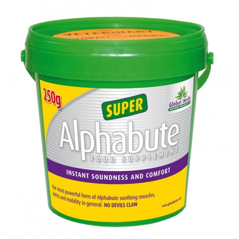 Global Herbs Alphabute Super 250g