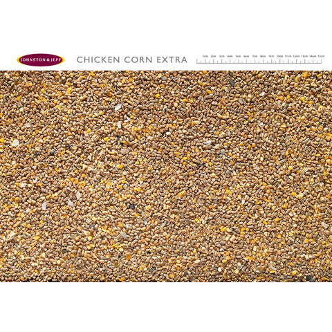 Johnston & Jeff Chicken Corn Extra 20kg