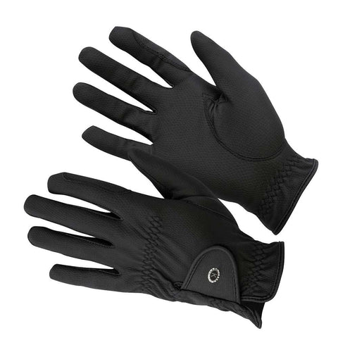 KM Elite ProGrip Glove Black