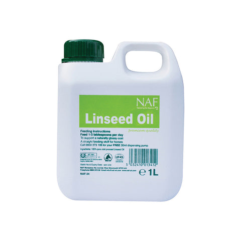 NAF Linseed Oil 1L