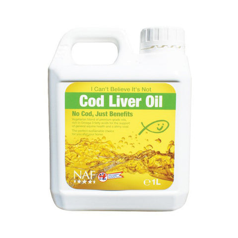 NAF Can't Believe It's Not Cod Liver Oil 2.5L