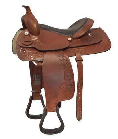 Windsor Colt Western Saddle, Bridle And Saddle Pad Set