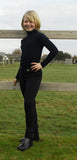 Rhinegold Children's Essential Jodhpurs black