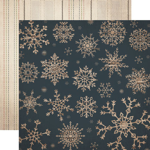 "Carta Bella 12"" x 12"" Double-Sided Textured Paper Pack - Blizzard - Terryfic Shop"