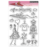 Penny Black People Clear Stamp Sets - Terryfic Shop