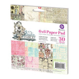 "Prima Marketing 6"" x 6"" Double-Sided Paper Pads - Terryfic Shop"
