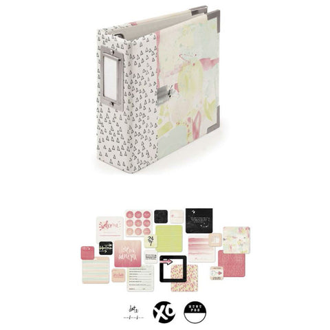 WRMK Love Note 4x4 Album Kit - Terryfic Shop