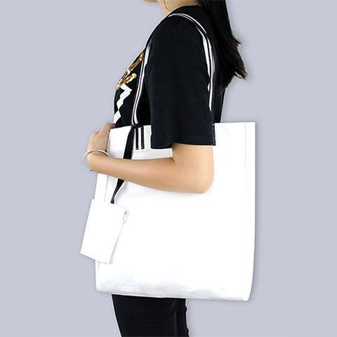 Canvas Shopping Bag - Rebel Style Shop - 1