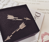 Arrow Stud Earring - Earrings - Rebel Style Shop