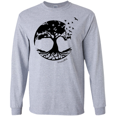 Tree of Life Ultra Cotton T-Shirt - T-Shirts - Rebel Style Shop