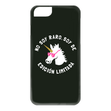 No Soy Raro, Soy De Edicion Limitada iPhone 6 Case