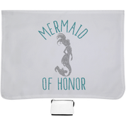 Mermaid Of Honor Large Shoulder Bag - Bags - Rebel Style Shop