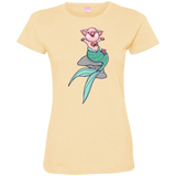 Mermaid Pig Fine Jersey T-Shirt