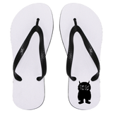 I'll Eat You Up Flip Flops - Apparel - Rebel Style Shop