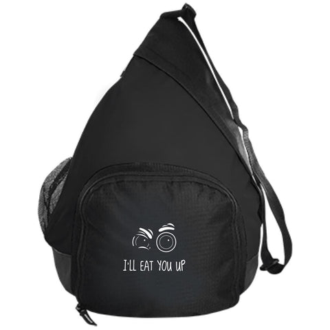47_white I'll Eat You Up Bags - Apparel - Rebel Style Shop