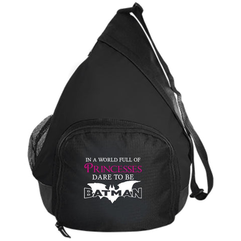 "Feminist Gift - ""In A World Full Of Princesses Dare To Be Batman"" Bags"