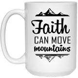 Faith Can Move Mountains I Am Both Hellfire And Holy Water Mugs - Apparel - Rebel Style Shop
