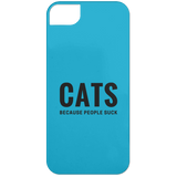 Cats Because People Suck Phone Cases - Apparel - Rebel Style Shop