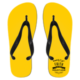Faith Can Move Mountains Flip Flops - Apparel - Rebel Style Shop